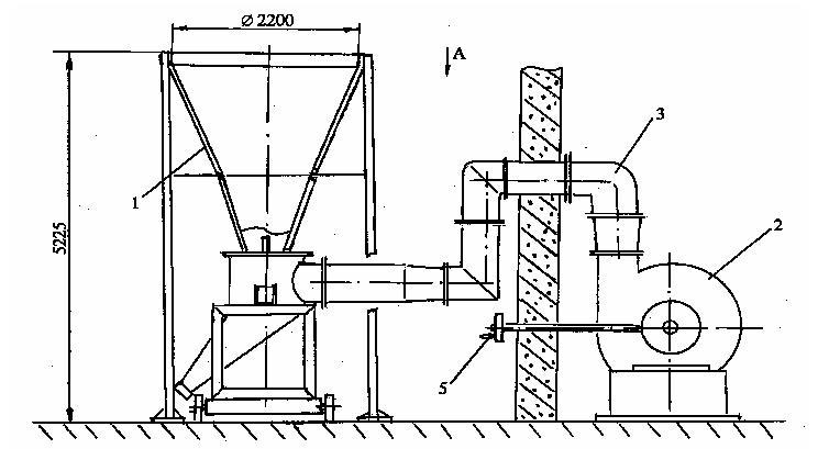 7 — U-образный манометр